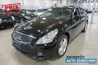 2012 Infiniti Berline G37 X(Air Clim., Groupe Élect., Cruise, To