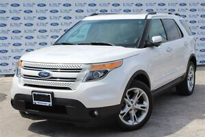 2012 Ford Explorer Limited*Leather*Nav*Trailer Tow Package