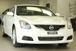 2013 Nissan Altima S COUPE CUIR TOIT CAM RECUL