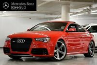 2013 Audi RS 5 B&O, GPS, Black Optic, Camera de recul