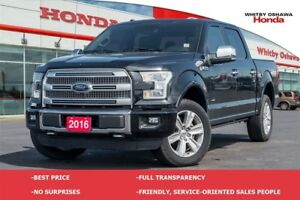 2016 Ford F-150 Platinum Eco Boost