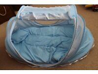 travel baby bed for sale