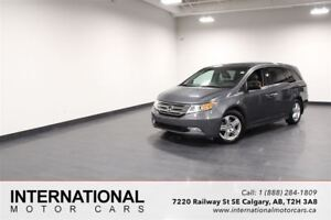 2011 Honda Odyssey TOURING! NAVI! DVD! LOADED! LOW KMS! MINT!