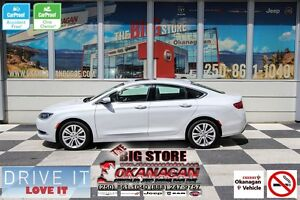 2015 Chrysler 200 Limited, No Accidents, Not Smoked In, MINT!!!