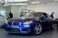 2013 BMW M6 EXECUTIVE/ EXT WARANTY 160 000 KM