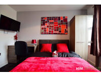 Spacious Rooms in good location close to City Centre