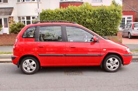 HYUNDAI Matrix GSI Red 1599cc Petrol 1.6