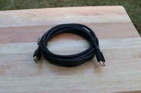 HDMI Cable Hight Speed, 6 feet long, Excellent condition Fully working