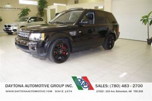 2013 Land Rover Range Rover Sport SUPERCHARGED ONLY 43, 000KMS!!