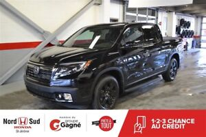 2017 Honda Ridgeline V6 Black Edition AWD EX-DEMO*AUBAINE*DEAL*