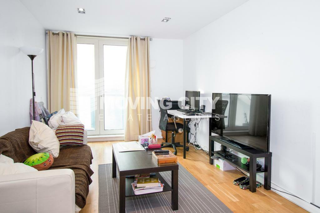1 bedroom flat in City Tower, Limeharbour, Canary Wharf