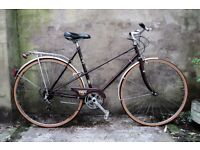 RALEIGH MISTY, 21 inch, 53.5 cm, vintage ladies womens dutch style, mixte frame road bike, 5 speed