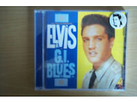 "Elvis presley CD ""G.I. Blues"""