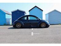 2.0L VW BEETLE (show car)
