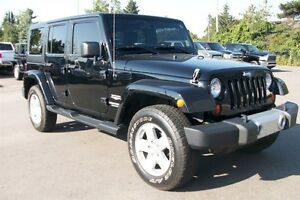 2012 Jeep WRANGLER UNLIMITED Sahara 2TOPS MINT
