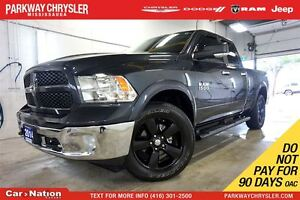 2014 Ram 1500 OUTDOORSMAN| REMOTE START| TONNEAU COVER & MORE