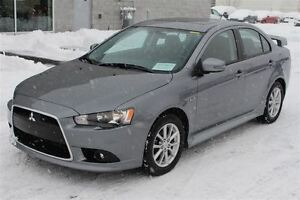 2015 Mitsubishi Lancer LIMITED+TOIT+SIÈGES CHAUFFANTS+MAGS 16''