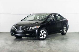 2013 Honda Civic LX (M5) Finance for $43 Weekly OAC