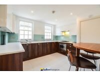 Stylish split-level three bedroom, two bathroom house moments from Mile End Station LT REF: 4392751