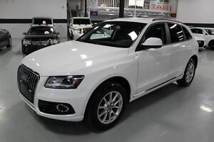 2013 Audi Q5 2.0L QUATTRO | LOCAL CAR