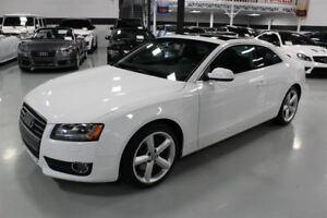 2012 Audi A5 PREMIUM   1-OWNER   CLEAN CARPROOF