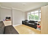 AN IMMACULATE THREE BEDROOM GROUND FLOOR APARTMENT WITH GARDEN CLOSE TO HEATHROW AND HAYES.