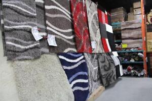BEST SELECTION OF RUGS IN  BRAMPTON !!! CASABLANCA Shag Rug Collection from $25 to $200