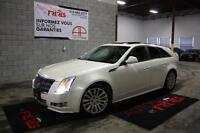 2010 Cadillac CTS4 Familiale // GPS // SPORT
