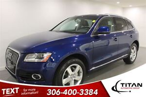 2013 Audi Q5 Auto|AWD|Heated Leather|Sunroof