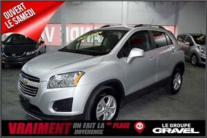2016 Chevrolet Trax LT AWD Mags Bluetooth