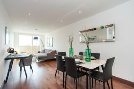 + NEW BUILD 3 BED 2 BATH AVAILABLE IN KILBURN CLOSE TO STATION W/GYM & 24HR CONCIERGE NW6