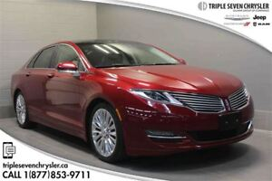 2016 Lincoln MKZ AWD LOW KM - Leather - Sunroof