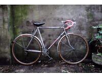 VITA. 23 inch, 59 cm. Vintage racer racing road bike, 5 speed