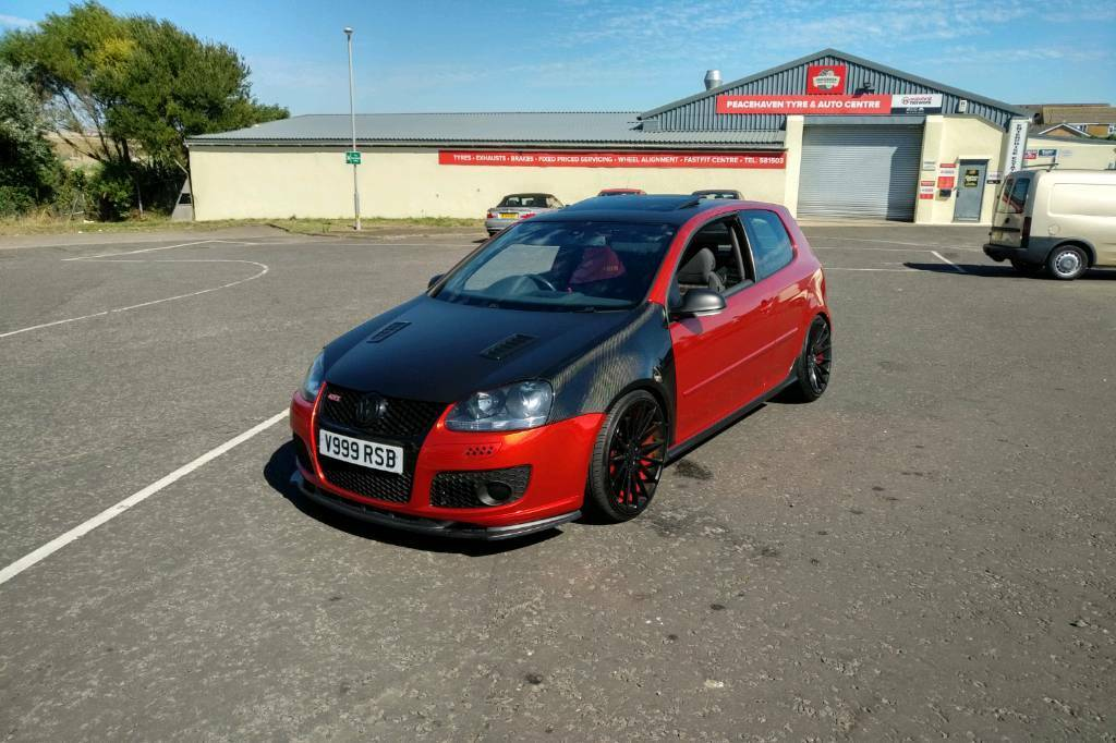 Golf mk5 gti (380bho) | in Peacehaven, East Sussex | Gumtree