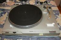 Technics table Tournante SL-D2 Turntable  SLD2