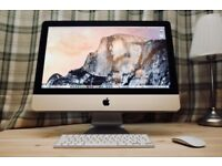 Apple iMac 21.5 Inch + Software