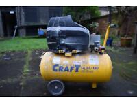 craft ta 25/180 air compressor