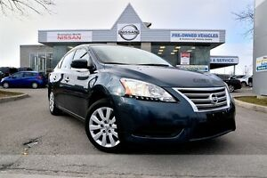 2013 Nissan Sentra 1.8 S *Bluetooth,Sport/Eco,Traction control*