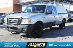 2011 Ford Ranger XL/ MAGS / HITCH/ SUPERCAB /AUBAINE