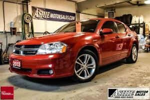 2013 Dodge Avenger SXT SUNROOF! HEATED SEATS!