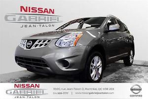 2013 Nissan Rogue SV AWD ONE OWNER/NEVER ACCIDENTED/LOW MILEAGE/