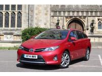 2014 Toyota Auris Excel Hybrid Estate Fully Loaded All Extras Full History Hpi Clear Company own car