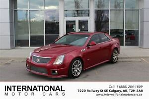 2010 Cadillac CTS-V BLOWOUT PRICING!!