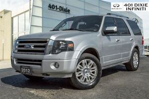2012 Ford Expedition Navigation! TV/DVD! Limited! LOADED!!