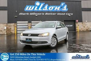 2014 Volkswagen Jetta COMFORTLINE SUNROOF! HEATED SEATS! BLUETOO