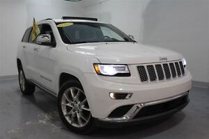 2014 Jeep Grand Cherokee Summit*V8*TOIT*GPS*CAM RECUL