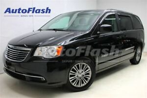 2014 Chrysler Town & Country Touring-L * Cuir/Leather * Camera *