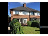 3 bedroom house in Kingstanding Road, Birmingham, B44 (3 bed)