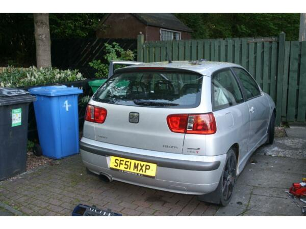 Mk3 Seat Ibiza Cupra r For Sale Breaking Seat Ibiza Cupra