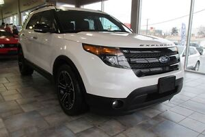 2014 Ford Explorer Sport 4WD - Local - Heated Seats